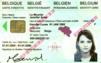 Identifiez vos clients grâce à leur carte d'identité électronique ( EID )